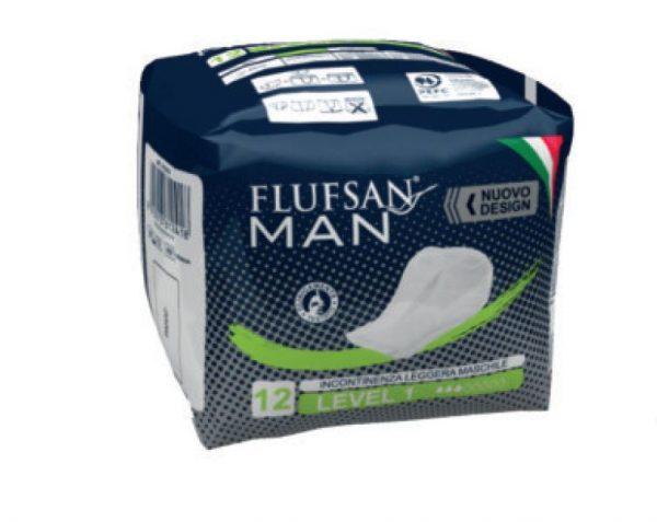 Flufsan Man Inco L1 Inkontinenzeinlagen