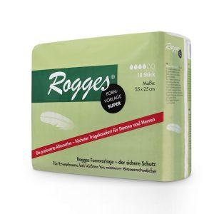 Rogges Formvorlagen bei Inkontinenz