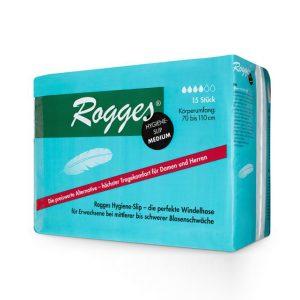 Rogges Hygieneslip bei Inkontinenz