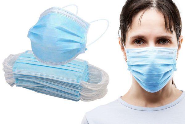 WIlogis Mundschutzmasken